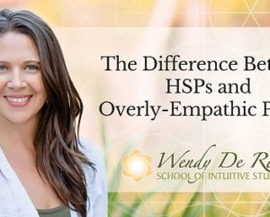 Read more about the article A Highly Sensitive Person vs an Overly-Empathic Person