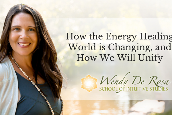 How the Energy Healing World is Changing