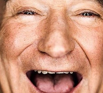 Robin Williams Smiling