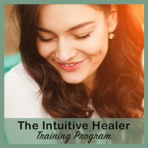 Intuitive Healer Training Program Logo