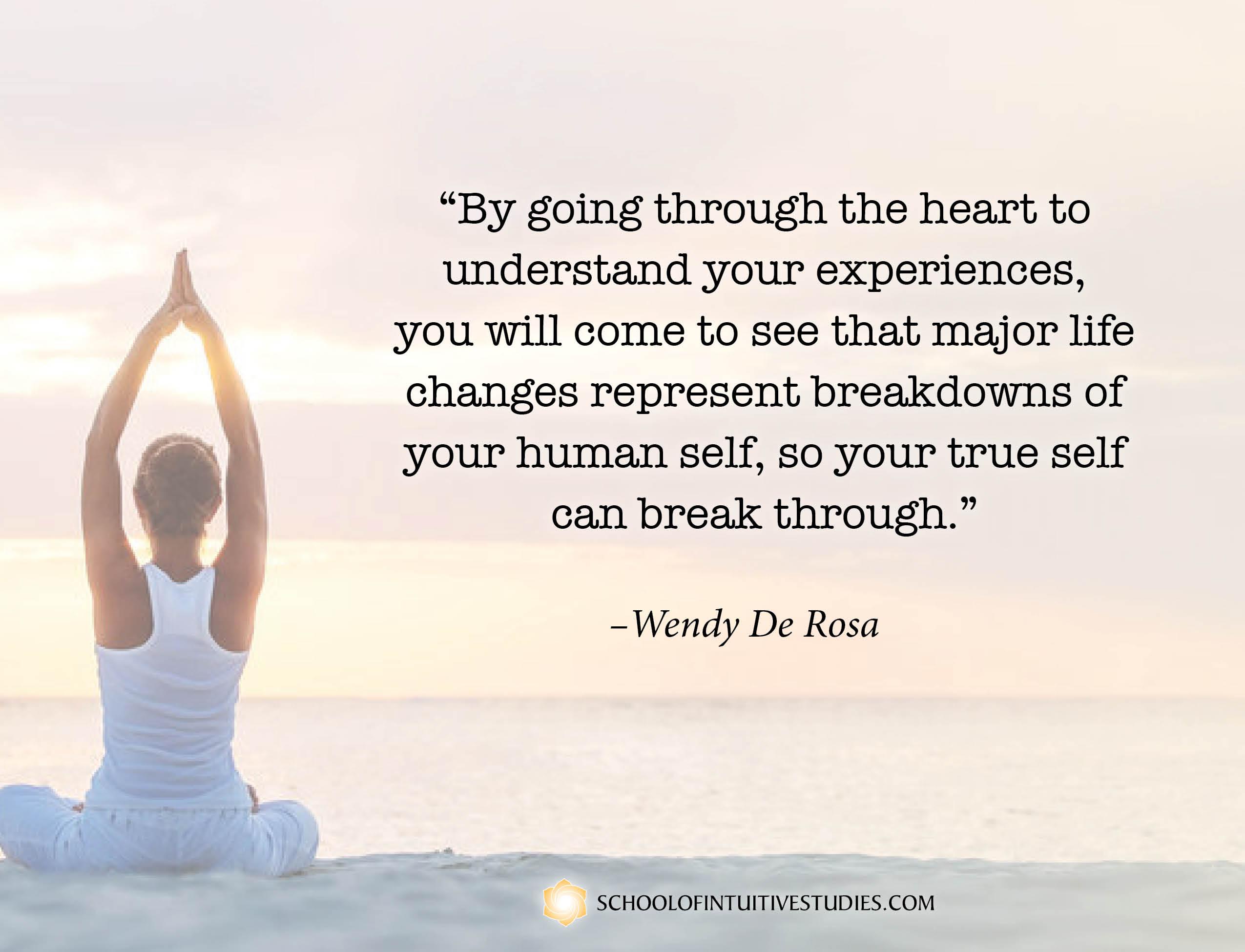 Wendy De Rosa quote