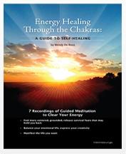Energy healing Through the Chakras