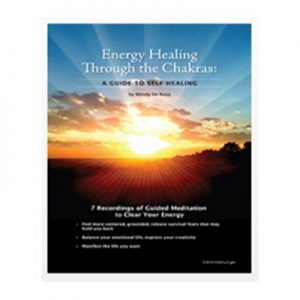 Wendy's book: Energy Healing Through the Chakras